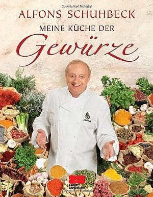 Meine Küche der Gewürze - Titel - Kochbuch-Couch.de